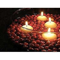 Floating Candles ( Set Of 4 Candles)