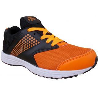Port Kalenstrip Orange Basketball Shoes