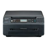 Panasonic KX-MB1500 Multifunction Laser Printer (Print,Copy,Scan)