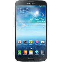 Samsung Galaxy Mega 6.3 I9200 (Black) With Festive Season Special Offer