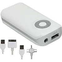ERD LP-203 Portable Mobile Charger - Power Bank (White)