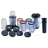 Skyline 21 PCs Magic Bullet Speed Mixer Chopper Grinder By V&G