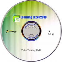 Advanced Excel 2010 Training Video Tutorial Collection Of Course On 2 DVDs