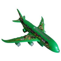 Radio Control Ben 10 Airplane With Light & Music Js