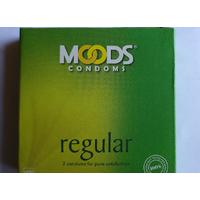 Moods Condom (Regular)  Pack of 5