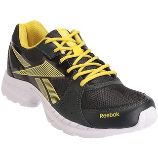 0325cab7a2df91 Reebok Top Speed V69074 Yellow Grey Running Sports Shoes available at  ShopClues for Rs.1200