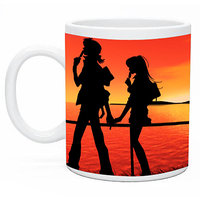 Sunset Lovers Mug By Shopmillions
