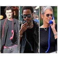 Anti-Radiation Coco Phone POP 3.5mm Handset For Smartphone