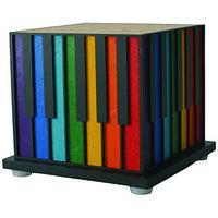 Shady Ideas Multi Colour Light Sound Colour (LSC) Lamp