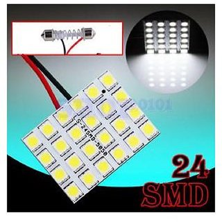 L.E.D Roof Light For Honda Car hi-Power SMD (set of 2)