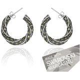 Mahi Twisted Elegance Earrings  (ER1107045R)