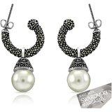 Mahi Ceremonial Bells Earrings  (ER1107046R)