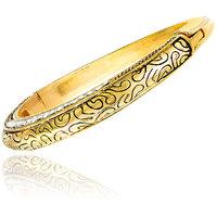 Mahi Gold Plated Essence Beauty (BA1100803G)