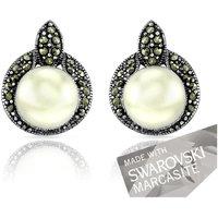 Mahi Royal Enchantment Earrings  (ER1107044R)