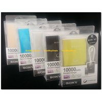 Sony 10000 MAH USB Extended Battery Pack Power Bank-OEM