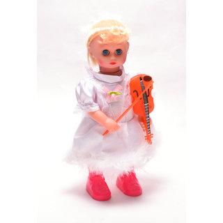 Barbie With Gittar
