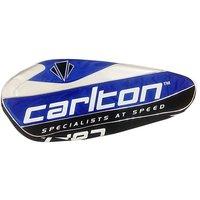 Carlton Clt-Cp1027 2 Comp Bag (Blue/Silver/Black)