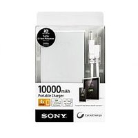 SONY CP-F10L 10000 MAH Power Bank-Random Colours - 5077744