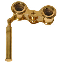 Antique Pure Brass Operative Binocular With Trendy Cute Handle Gift