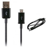 1m Micro USB DATA & CHARGING CABLE FOR Samsung Sony HTC Blackberry Micromax
