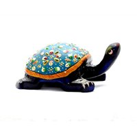 Jaipur Raga Beautiful Desiger Big Tortoise With Elegant Work