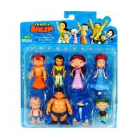 Chhota Bheem Action Figure 8 In 1 Pack
