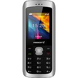 Videocon V1GC Wireless FM  1600 mAh Battery - Black Silver