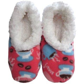Tahiro Multicolour Socks Casual Booties For Girl - Pack Of 1