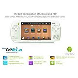 "JXD S601 4GB 4.3"" TOUCH SCREEN ANDROID 2.3 TABLET + PSP GAME CONSOLE, WI FI,"