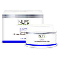 INLIFE Natural Breast Firming Cream -  (100 G)