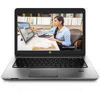 Hp 440 G3 J8T89PT (i5 4210 /4GB /500GB /Win 8 Pro) Laptop (Silver)
