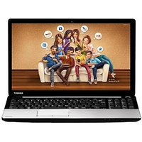 Toshiba Satellite L50A-X0111 (i5-4200U, 2.6 GHz, 3MB, /4GB /750GB /Win 8.1) Laptop (Glossy Shining Silver With Stripes)