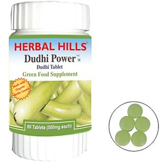 Organic Dudhi For Cholesterol Control - BG217 (Buy 1 Get 1)
