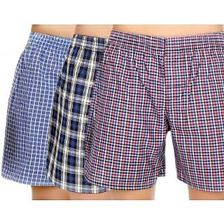 True-Fashion-Blue-White-Checks-Boxers-For-Men-(Pack-Of-3)