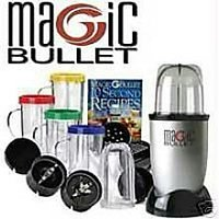 21 PCs Magic Bullet Juicer And Blender