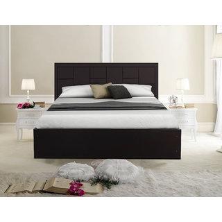 Auspicious Home Zuwei Diwan Bed with Storage in Matte Finish