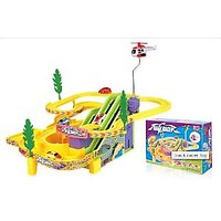 Track Racer Car - Musical Toy For Kids
