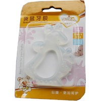 Silicon Teether (White)