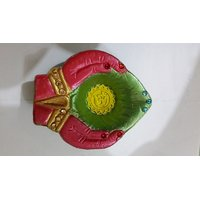 Designer Diwali Diya Set Of 4 Nos