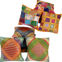 Buy Stylish Cushion Cover Set & Get Cushion Cover Set Free
