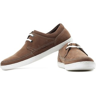 Red Tape Tan Men Casual Shoes - 7623