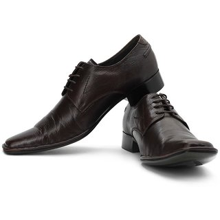 Lee Cooper Brown Men Formal Shoe - 9896Brown