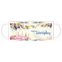 Refeel Gifts Happy Birthday Mugs