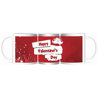 Refeel Gifts Latest Design Happy Valentines Day Mugs
