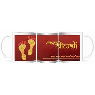 Refeel Gifts Happy Diwali Mugs