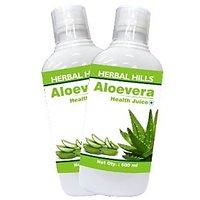 Natural Aloe Vera Juice - 500 ml (Combo)