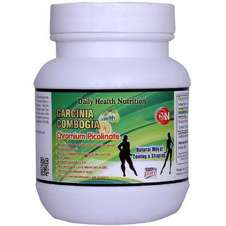 DHN GARCINIA COMBOGIA WITH CHROMIUM PICOLINATE Fat Burner