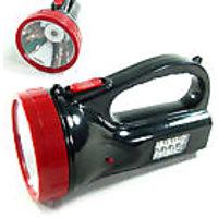 RECHARGABLE LED TORCH CUM TABLE LAMP - 5114610