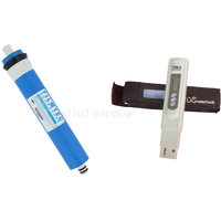 Filmtec DOW 75 GPD RO Water Membrane With TDS-3 Digital TDS Meter/ Tester