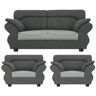 Gioteak Kingdom 4 seater sofa set in light grey color with attractive design